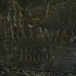1885 vandals